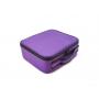 Компактный кейс для косметики с принтом 2-1015-16