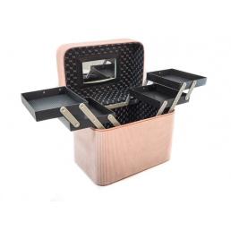 Кейс для косметики Calmi Delight Pink (4 полки) 4-1052-1 Розовый