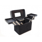Кейс для косметики Calmi Delight Black (4 полки) 4-1052-5 Черный
