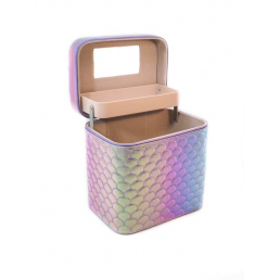 Кейс для косметики Calmi Diamond (1 полка) 4-1053-1 Amethyst