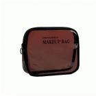 Прозрачная косметичка из ПВХ 1-1074-3 MakeUp Bag