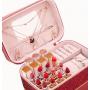 Сундучок для косметики и украшений Calmi Cafo 3-1090-1 Бордо
