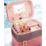 Сундучок для косметики и украшений Calmi Cafo 3-1090-4 Розовый