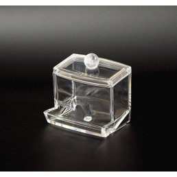 Контейнер для ватных палочек с крышкой 5-1004-1