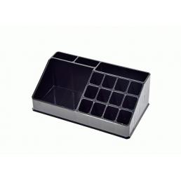 Органайзер для косметики на 16 слотов 5-1081-1 Черный