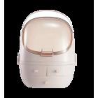 Переносной комод для косметики из ABS 5-1091-1 Серый