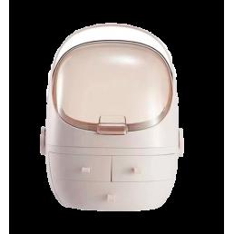 Переносной комод для косметики из ABS 5-1091-1 Бежевый