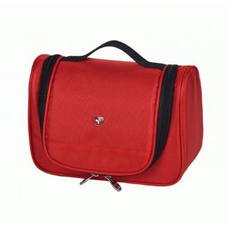 Мужская дорожная косметичка органайзер Travel Saber 2-1011-5 Red