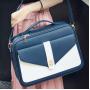 Профессиональный кейс визажиста Calmi Pure Beauty 4-1051-2 White&Blue