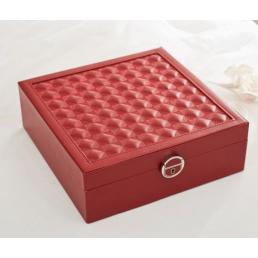 Шкатулка для украшений CaseGrace красная 3-1070-2