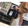"""Кейс чемоданчик для косметики """"Белая сова"""" 4-1028-2 Черный"""