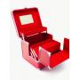 Кейс для косметики и украшений F-Cube красный 7-1036-3