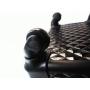 Мобильный чемодан визажиста на колесах Gladcase Hub 7-1041-1