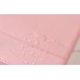 Шкатулка для украшений с большим зеркалом 3-1082-2 Розовая