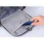 Дорожная косметичка Travel Bag серая с крючком 1-1041-2