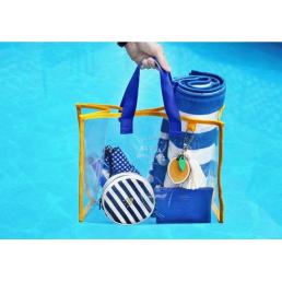 Сумка для бассейна и косметики Summer Aloha Holydays Синяя