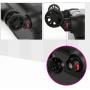 Профессиональный мобильный кейс визажиста Roll&MakeUp 21in 7-1035-1