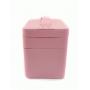 Кейс-сундучок для косметики CaseGrace 3Max розовый 3-1075-3