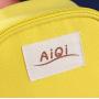 Косметичка для салфеток и ежедневок «AiQi» желтая 1-1047-1