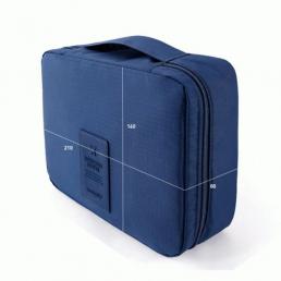 Несессер для путешествий Monopoly Travel 8-1006-3 Темно-синяя