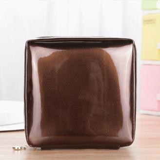 Косметичка Kateliya Casket S Chocolate 1-1054-3