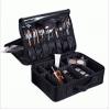 Профессиональный косметический кейс органайзер визажиста 2-1002 Черный