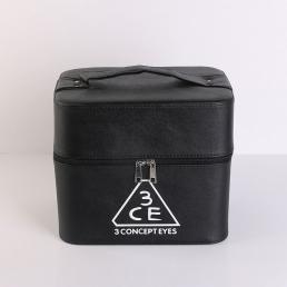 Кейс сундучок для косметики 3CE Черный