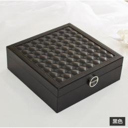 Шкатулка для украшений CaseGrace черная 3-1070-1