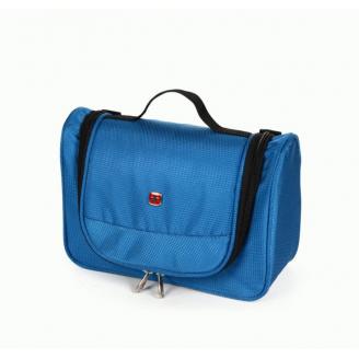 Мужская дорожная косметичка органайзер Travel Saber 2-1011-2 Blue