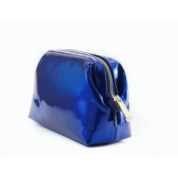 Косметичка c фермуаром Kateliya V Dark Blue 1-1056-5