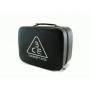 Чемоданчик для косметики с выдвижной полочкой 3CE черный 3-1043-3