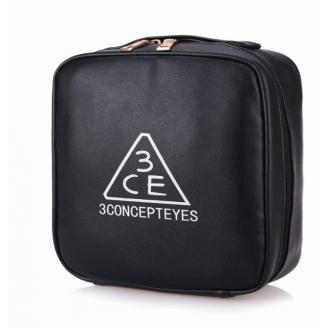 Объемная косметичка 3 Concept Eyes (выбор размеров) 4-1006-1 Черная