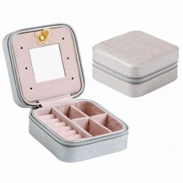 Компактная шкатулка для украшений Silver Lines 3-1072-4