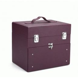 Кейс для мастера маникюра Felline Bordo 28 ячеек 7-1030-1
