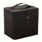 Кейс-сундучок для косметики CaseGrace 3Max черный 3-1075-1