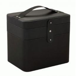 Кейс-сундучок для косметики CaseGrace 3Max черный 3-1075-1(уцененный, скидка 40% )