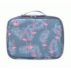 Косметичка кейс для путешествий 1-1010 Фламинго Голубой