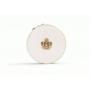 Шкатулка для украшений Round Crown 3-1081-2 Белая