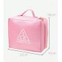 Большая косметичка 3 Concept Eyes с органайзером для кистей (выбор размеров) 4-1004-3 Розовая