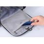 Дорожная косметичка Travel Bag малиновая с крючком 1-1041-4