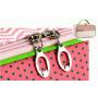 Косметичка с ручкой Azali Pink 1-1059-1