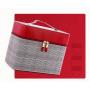 Кейс для косметики (4 полки) 4-1047-3 Красный