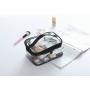 Прозрачная косметичка шкатулка из ПВХ Blanc Black