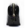 Косметичка c фермуаром Kateliya V Black 1-1056-1