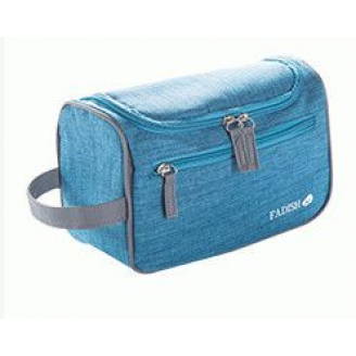 Вместительная дорожная косметичка Fadish 1-1032 Полярный синий