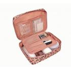 Несессер для путешествий Monopoly Travel 8-1006-2 Розовый леопард