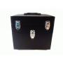 Кейс для мастера маникюра Felline Midnight Black 48 ячеек 7-1032-1