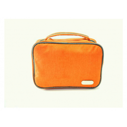 """Косметичка с системой хранения """"5in1"""" Frische Reise 1-1069-6 Оранжевая"""