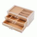 Акриловый органайзер для украшений (3 полки) 5-1084-1