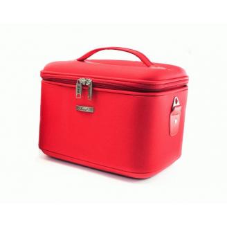 Дорожный бьюти-кейс для косметики Entree/SBB 7-1047-4 Красный